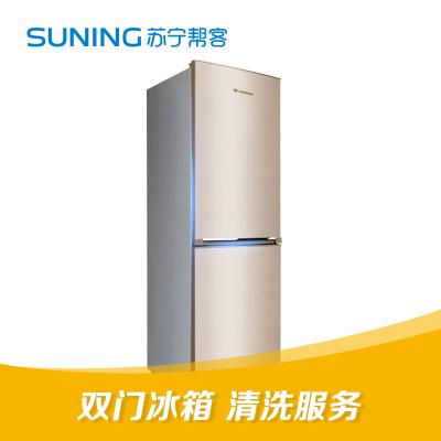 双门冰箱清洗服务 帮客上门服务