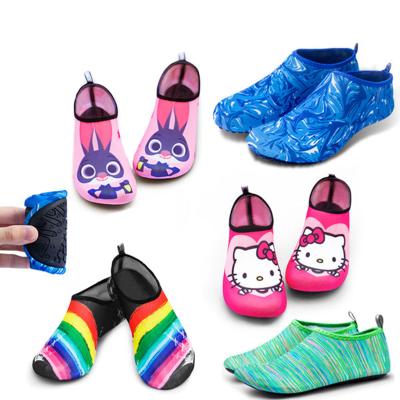 男女運動沙灘鞋赤足鞋貼膚鞋潛水鞋潛水襪涉水鞋泳鞋瑜伽鞋溯溪鞋 莎丞