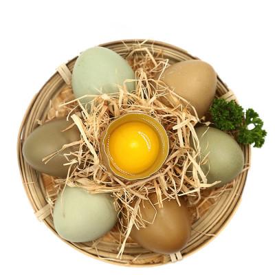 农谣 新鲜野鸡蛋 30枚 七彩山鸡蛋 现捡现发 破损包赔