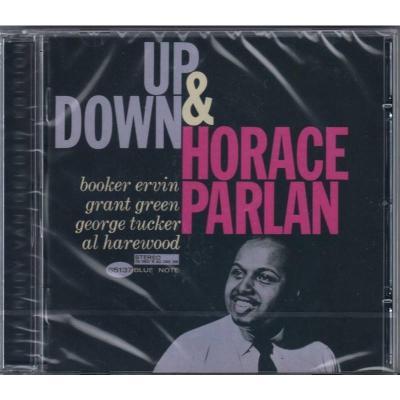 Horace Parlan - Up & Down 欧版