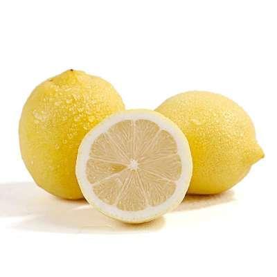 四川黃檸檬皮薄多汁500g新鮮水果余氏金元元
