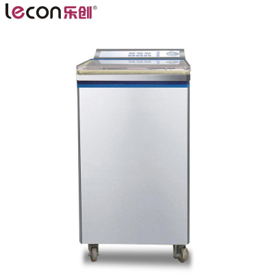 乐创(lecon) HC-320 真空包装机 商用食品真空机 干湿两用冷面大米砖打包装袋抽真空封口机保鲜机 单泵