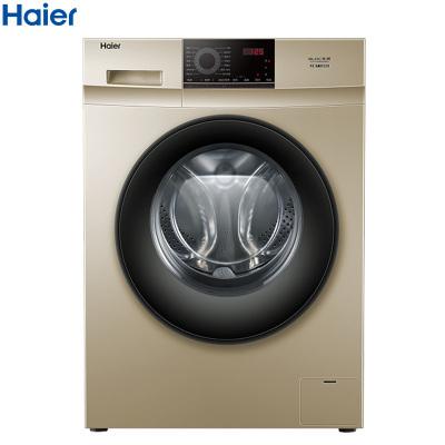 【99新】Haier/海尔EG100B209G 全自动家用变频滚筒洗衣机10KG大容量 节能静音 杀菌筒自洁