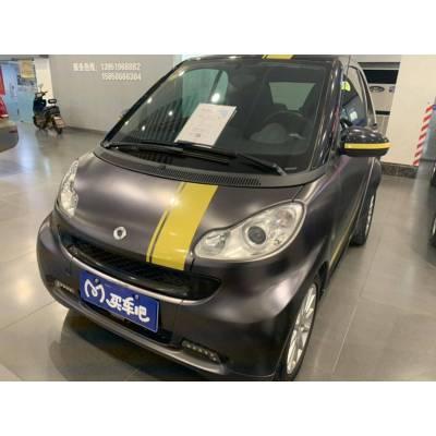 【订金销售】2012款 Fortwo(进口) 1.0L MHD 硬顶舒适版 分期购 二手汽车