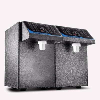 纳丽雅(Naliya)果糖机商用奶茶专用 小型全自动16格定量机奶茶店设备