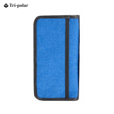 三极户外(Tripolar) TP1954 护照夹护照包多功能证件袋旅游卡包钱包旅行机票包