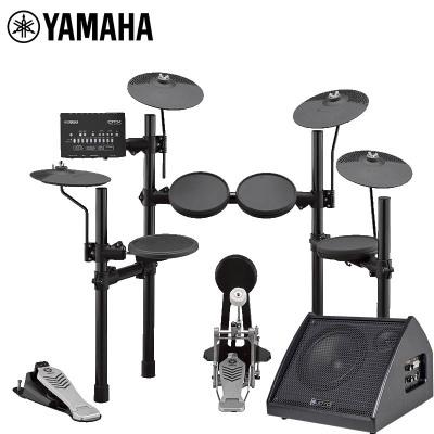 雅馬哈(YAMAHA)DTX452K入門升級款電子鼓電鼓架子鼓爵士鼓官方標配五鼓四擦+鼓凳+鼓毯+鼓棒+藍牙音箱+教程