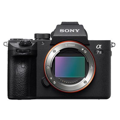 索尼(SONY)ILCE A7M3(24-105mm F4)數碼微單相機 單鏡頭套裝 約2420萬像素