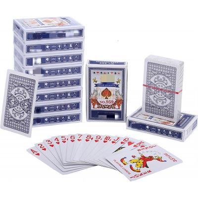 蘇寧放心購整箱100副新款撲克批發紙牌10副特價創意撲克牌