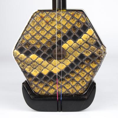 漢樂坊二胡名師專利精品收藏級優選黑檀成人兒童學生二胡樂器HC08送大禮包