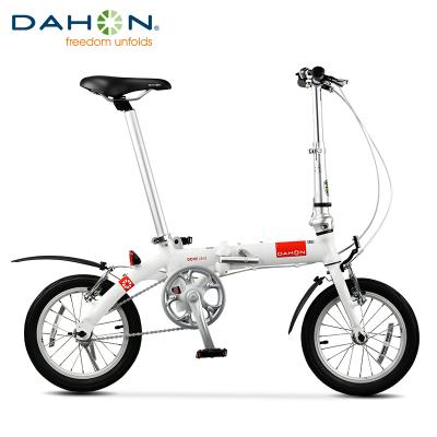 大行自行車DAHON BYA412折疊自行車迷你超輕成人學生男女式便攜小輪單車