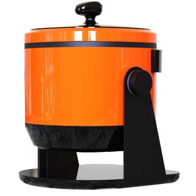 全自動智能炒菜機器人家用滾筒烹飪鍋炒飯鍋WiFi手機控制 酒紅色