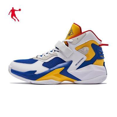 喬丹官方旗艦籃球鞋男2020年春季新款輕便運動鞋高幫減震網面透氣球鞋男鞋