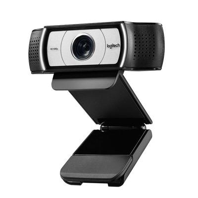 Logitech罗技C930c网络摄像头斗鱼YY主播电脑台式高清美颜瘦身1080P直播视频会议家用C930E升级款