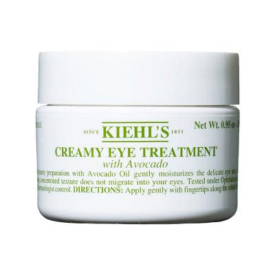 【明星全能眼霜】Kiehl's 科顏氏 牛油果眼霜 28ml/瓶 緊膚淡皺