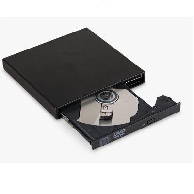 游猎者 外置光驱CD刻录机DVD笔记本台式机一体机电脑通用移动USB外接光驱