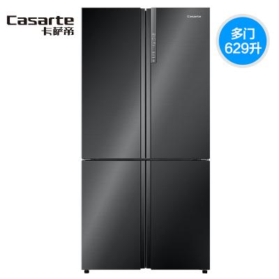 【官方直供样品机】海尔Casarte/卡萨帝BCD-629WDSTU1 629升十字对开门多门变频四门风冷无霜电冰箱