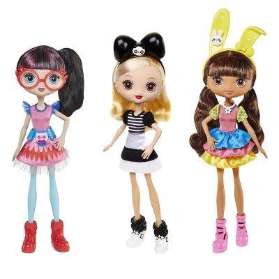 酷酷原宿時尚巨星娃娃動物主題裝芭比Barbie 可愛動物主題造型隨即發貨 創意搭配綻放別樣魅力 FLF71