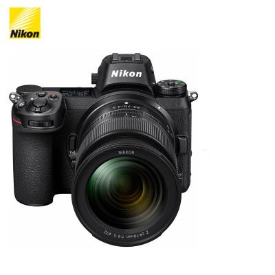 尼康(Nikon)Z 7 微單套機 (24-70mm f/4 微單鏡頭)Vlog相機 視頻拍攝