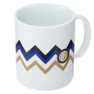 國際米蘭俱樂部Inter Milan創意官方定制經典辦公家用陶瓷馬克水杯馬克杯