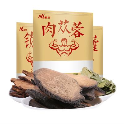 敏昂(M)大蕓肉蓯蓉片鎖陽淫羊藿組合裝共 750克 男性滋補泡茶煲湯泡酒料