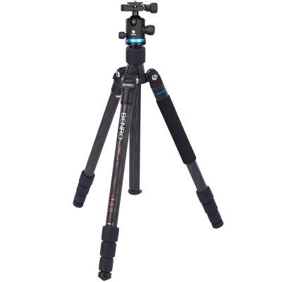 百諾BENROIF28C+ 碳纖維三腳架套裝 相機三腳架
