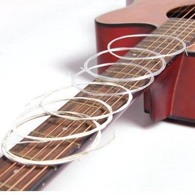 梵巢 古典吉他琴弦 尼龙 材质 乐器 配件 吉他弦 123456# 整套6根 1-6 弦