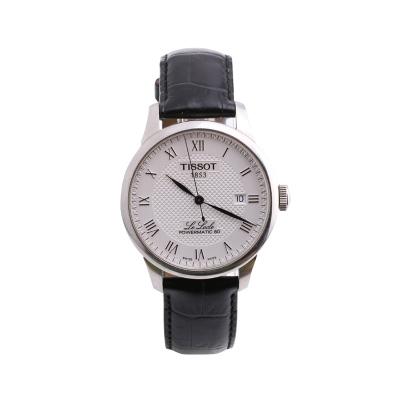 【二手95新】天梭TISSOT經典系列男表T006.407.16.033.00自動機械鐘手表腕表