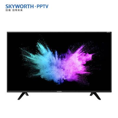 创维PPTV 43S500F 43英寸 全高清智能液晶平板液晶电视 内置WiFi PPTV