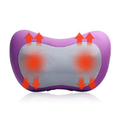哈斯福Y型按摩器HF-169颈椎颈部肩膀腰椎背部按摩枕 脖子脊椎护颈按摩仪器 车用家用多功能理疗保健缓解疲劳按摩器材器械