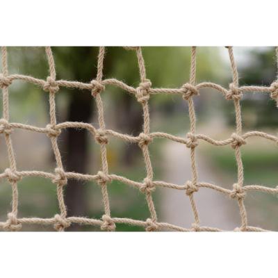 隔斷裝飾網閃電客格酒吧復古棚吊頂網掛衣網樓梯防護網子攀爬網繩 10毫米粗繩子12厘米網孔1平方