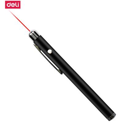 得力deli3933電教筆紅外線PPT演講投影筆 會議鐳射筆教鞭筆教學用黑色