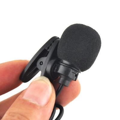 科仕奇 便攜式迷你小蜜蜂擴音器專用耳麥話筒 教師用喇叭微型領夾麥克風 拉二胡夾子麥克風 拾音話筒
