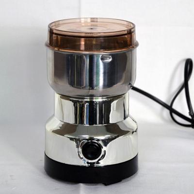 電動研磨機法耐(FANAI)五谷雜糧材粉碎機小型干磨咖啡超細打粉破壁機家用
