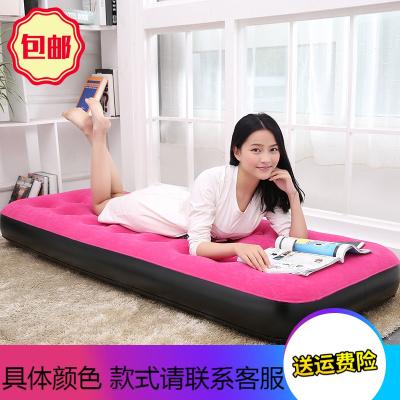 奇户外加厚充气床双人帐篷旅行便携气垫床折叠午休家用单人床