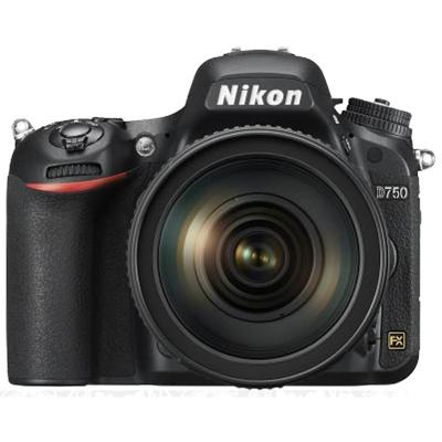 尼康(Nikon) D750(28-300mm)数码单反相机 单镜头套装 约2432万像素