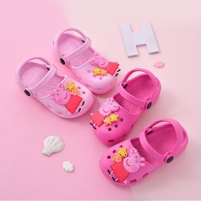 小豬佩奇PEPPAPIG兒童涼鞋鞋寶寶拖鞋男童涼鞋女童涼鞋103