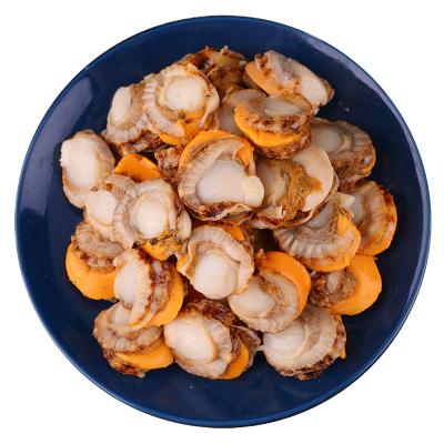 海洋岛超大扇贝肉鲜活冷冻海鲜水产新鲜蒜蓉粉丝鲜贝即食3斤