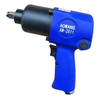 氣動扳手1/2工業級大扭力閃電客小風炮氣動工具汽修機風暴扳手強 AW2811單支160公斤單機重量2.6kg