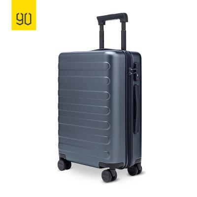 90分拉杆箱20英寸拜尔PC材质登机箱静音万向轮24寸行李箱商旅两用旅行箱男女学生密码箱28寸大尺寸