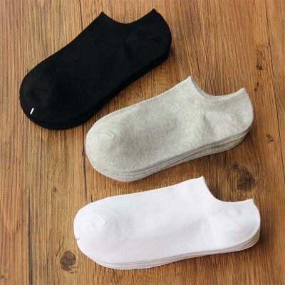 5雙襪子男女短襪春夏季襪薄款淺口夏天低幫透氣吸汗防臭運動船襪潮