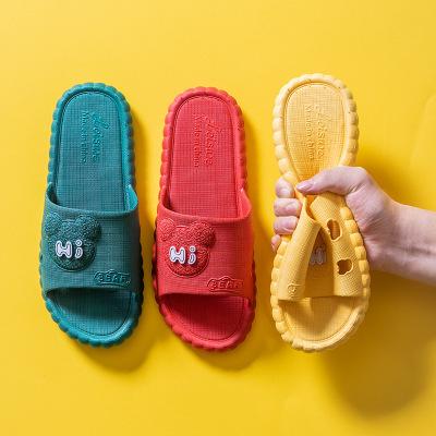 羊騎士網紅ins涼拖鞋女家用夏天室內防滑居家洗澡情侶可愛男夏季拖鞋