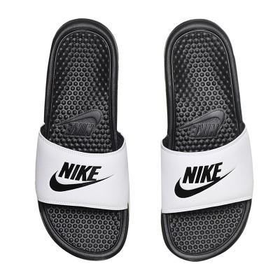 【自營】NIKE耐克男拖鞋奧利奧配色輕便沙灘鞋343880