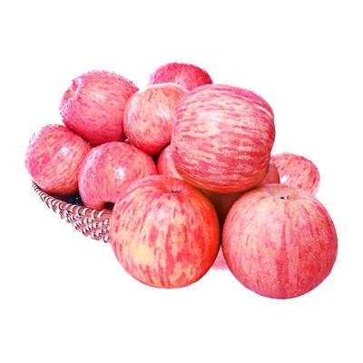陜西洛川紅富士蘋果 9.5-10斤含箱  中果  新鮮水果 蘇寧生鮮 陳小四水果
