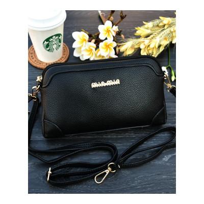 桂蘭珊(Guilanshan) 2020新款貝殼包韓版潮女包兩用小包包時尚中老年媽媽手拿包斜挎包