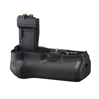 佳能(Canon)原裝 BG-E8 電池盒兼手柄 適用于佳能EOS 700D/600D /650DD單反相機機身附件