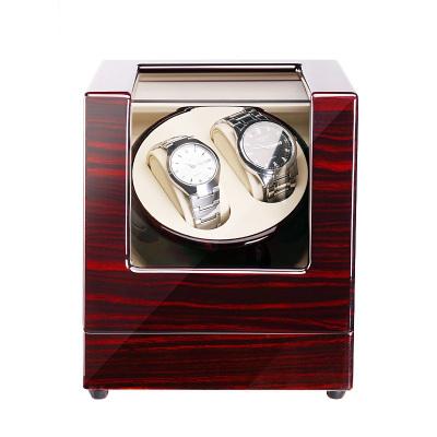 千本櫻手表搖表器機械表手表盒收納盒轉動放置器轉表器搖擺器 2表位搖表器