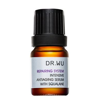 DR.WU达尔肤角鲨润泽修复精华液5ml( 逆龄修复 提拉紧致 改善纹理 细腻柔滑)