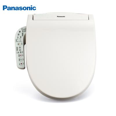 松下(Panasonic)洁乐智能马桶盖电子坐便盖冲洗洁身器支持移动冲洗温水清洗便圈加热功能DL-F525CWS