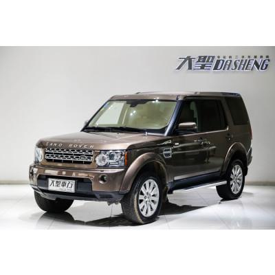 【订金销售】路虎(Landrover) 2012款 发现4 柴油版 二手汽车 SUV